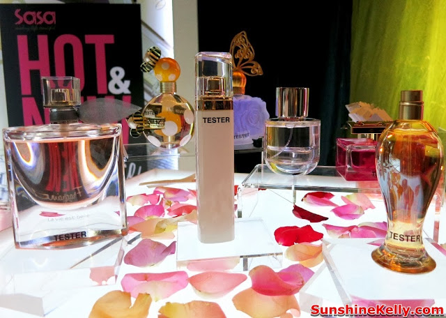 Sa Sa Annual Fragrance Fair and Awards, Fragrance, Sa Sa Hot & New Fragrance For Women, sa sa