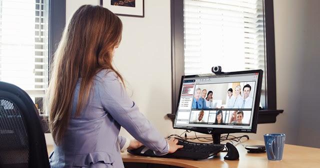 Tips Nyaman Saat Melakukan Conference Online Kala WFH