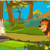 """""""The Loin and therefore the Rabbit""""   KIDS STORIES.ONLINE"""
