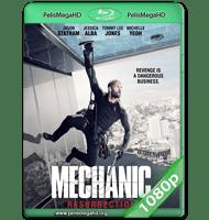 EL MECÁNICO 2: LA RESURRECCIÓN (2016) WEB-DL 1080P HD MKV INGLÉS SUBTITULADO