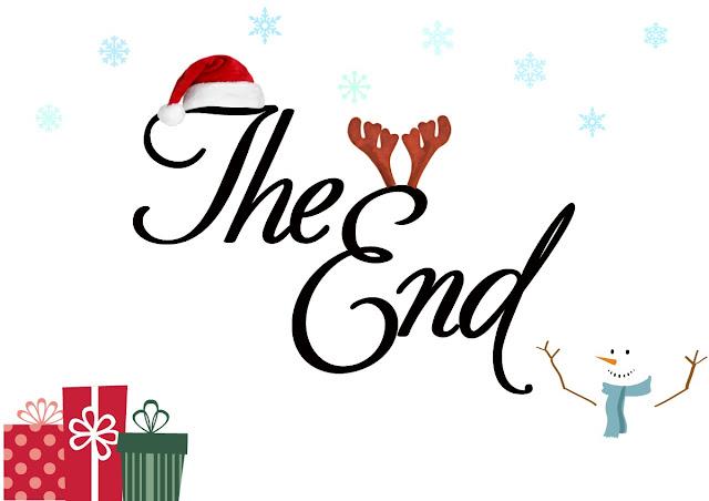 The End: Последние пустые баночки 2016 года