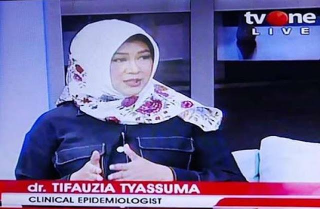 Dr. Tifauzia Tyassuma: Sudah Terlambat Lockdown, Ya Siapkan Kuburan Massal