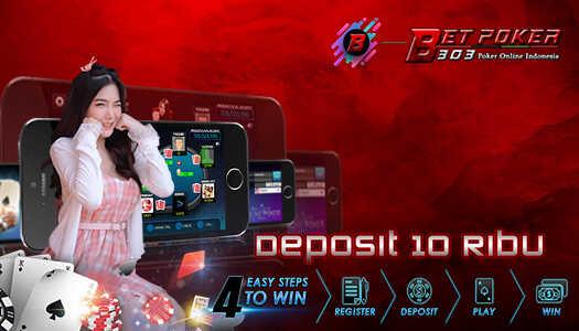 Judi Poker Indonesia IDNPlay 10 Ribu
