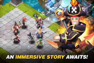 Fantasy War Tactics APK