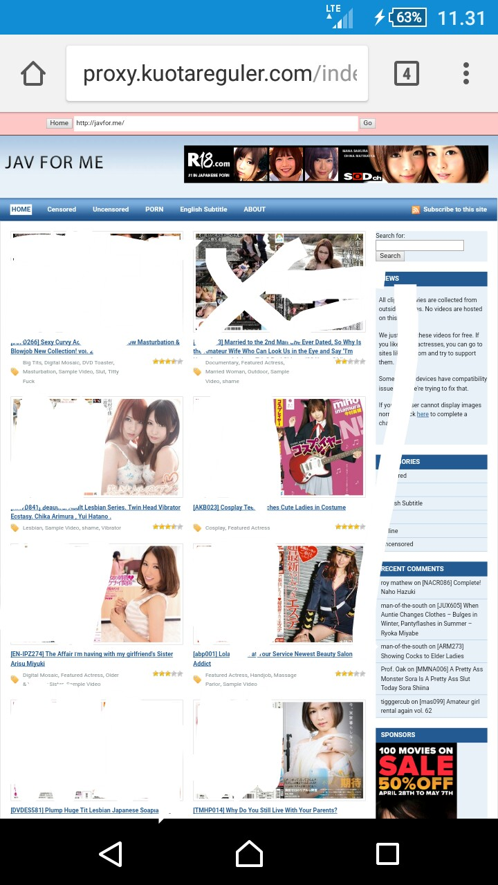Situs Porno Yg Blm Diblokir : situs, porno, diblokir, Bokep, Tidak, Goreng