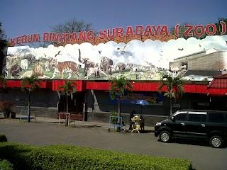 Daftar Tempat Wisata di Surabaya Yang Menarik di Kunjungi
