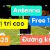 APP ANTENNA FREE FIRE OB28 AUTO VỊ TRÍ ĐƯỜNG KẺ ĐẬM RANK CAO FREE 100%