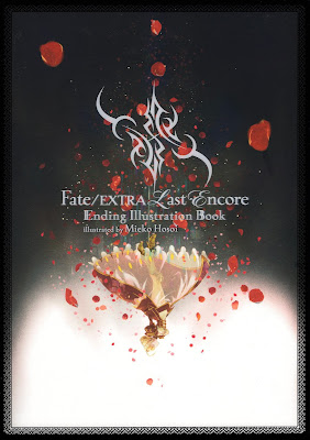 [Artbook] Fate Extra Last Encore Ending Illustration Book
