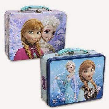 Disney Frozen Tin Lunch Box $1...