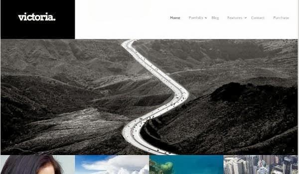 victoria-WordPress-theme