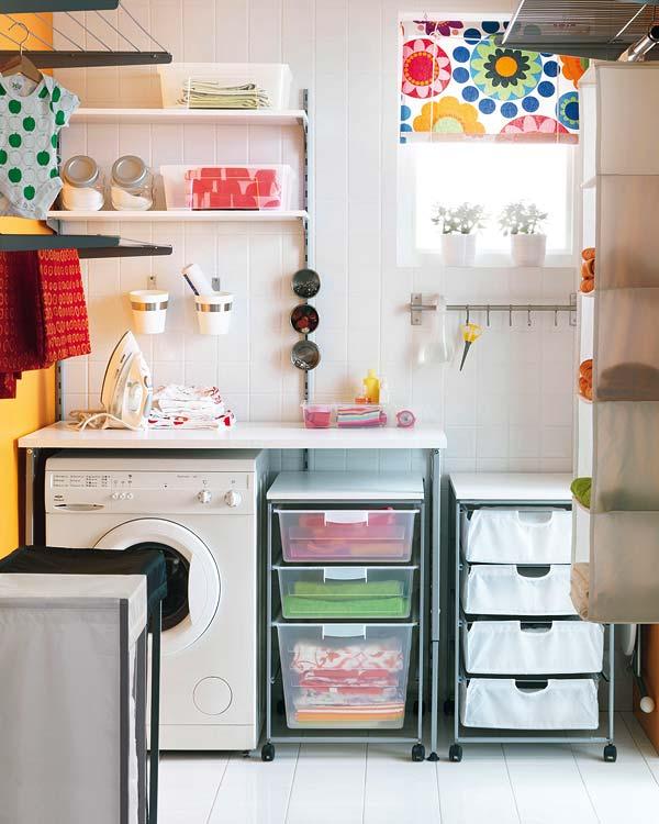 Disenyoss decoracion: cuartos lavaderos.