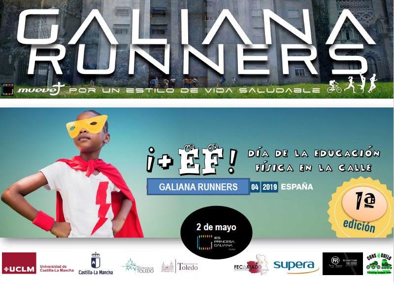 Resumen fotográfico del Día D Galiana Runners