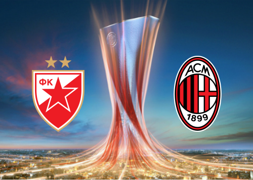 Crvena Zvezda vs Milan -Highlights 18 February 2021