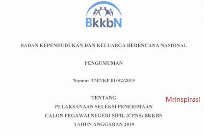 Cek Jadwal dan Syarat Pendaftaran CPNS 2019 BKKBN Disini