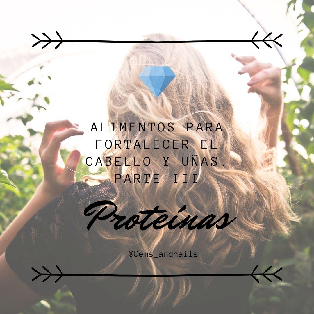 alimentos para fortalecer el cabello y las uñas