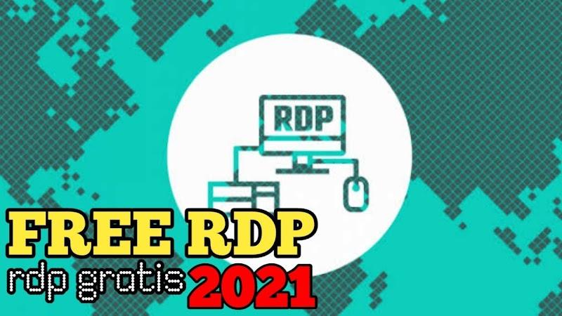 Como conseguir RDP grátis