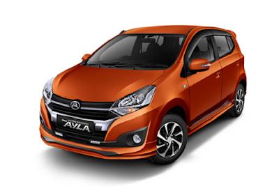 Daftar Harga Mobil Bekas Ayla Terlengkap 2019