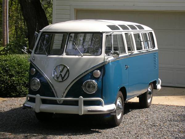 classic vw bus 21 window auto restorationice. Black Bedroom Furniture Sets. Home Design Ideas
