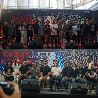 Koboy Kampus Film Indonesia yg wajib ditonton
