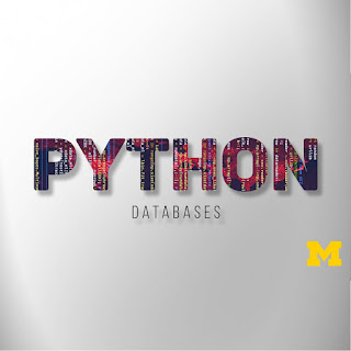 best course to learn Python and Database