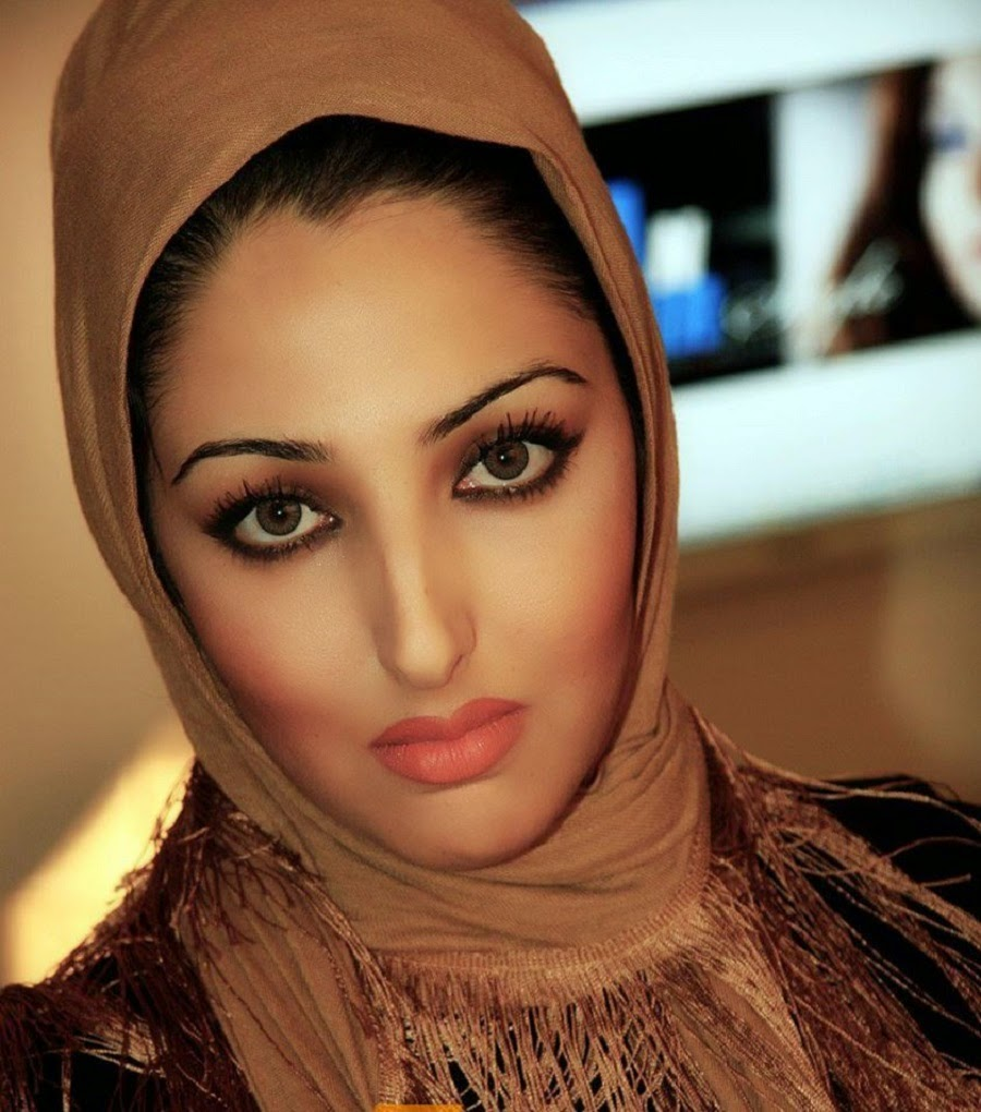 Arab Women Makeup
