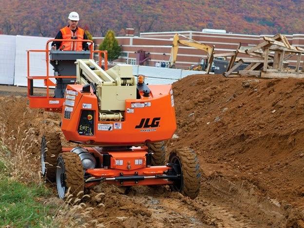 Xe nang tu hanh JLG 340AJ