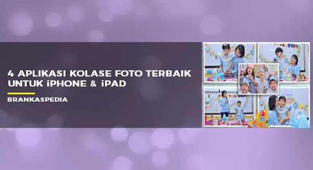 aplikasi kolase foto terbaik untuk iphone