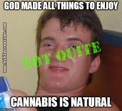 Some people think there is nothing much wrong with cannabis, others may wonder why God created it in the first place. Here are some biblical perspectives.