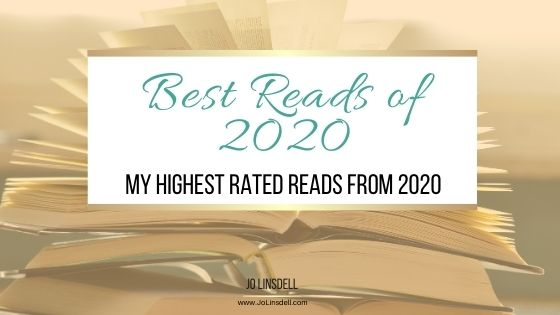 Best Reads of 2020: My highest rated reads from 2020