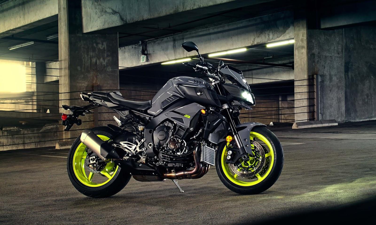motorcycle, Yamaha FZ 10 Wallpapers HD / Desktop and
