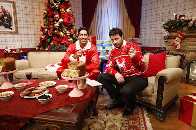 Jonathan e Danilo (Crédito: Gabriel Cardoso/SBT)
