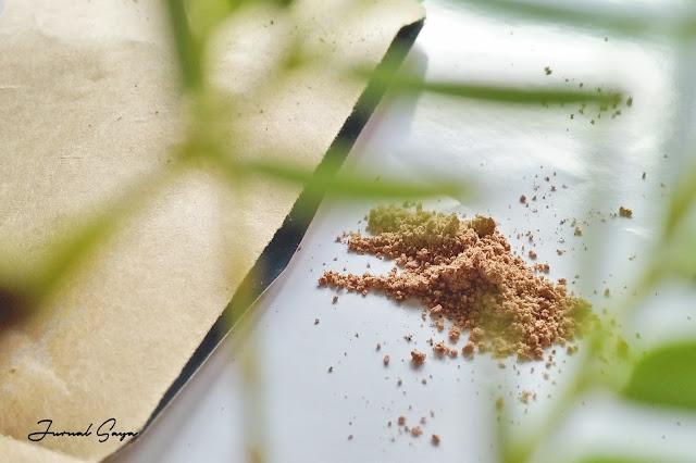 masker oat organik