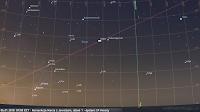 HIT MIESIĄCA - Koniunkcja Marsa z Jowiszem, poranek pierwszy - widok w szerokim polu widzenia