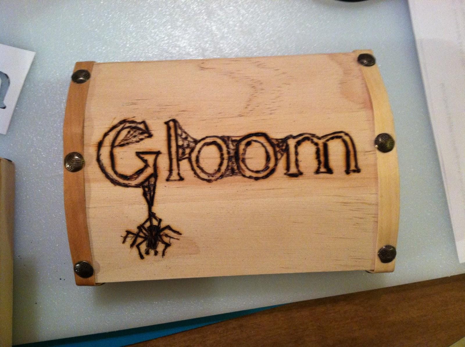 Imaginos: Custom Gloom Card Box Part 2