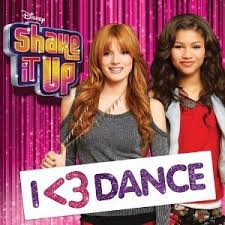 Music Review - Shake It Up: I 3 Dance Soundtrack