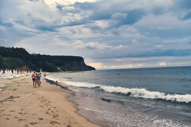 Plaża Irakli Byłgaria