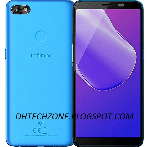 Infinix X608 Flashing