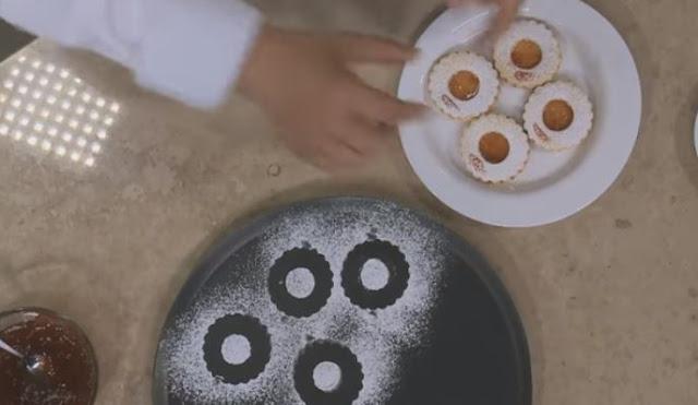 صابلي: تحضير حلوة صابلي سميرة