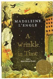 كتاب A Wrinkle in Time