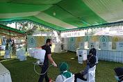 Forkopimda, KPU dan Bawaslu Pantau Simulasi TPS di Kotamobagu