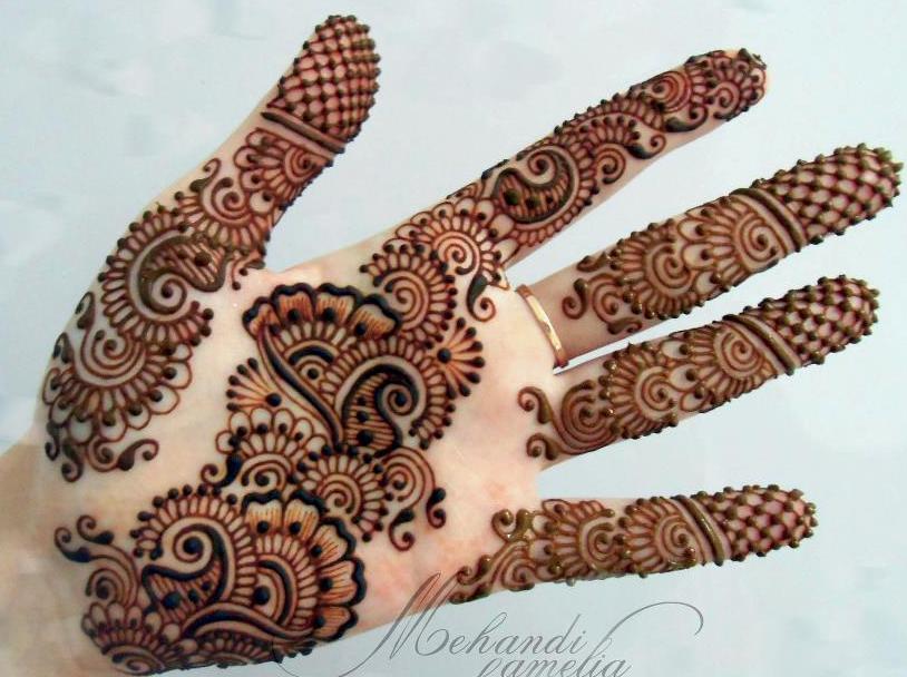 new henna designs for eid 2018
