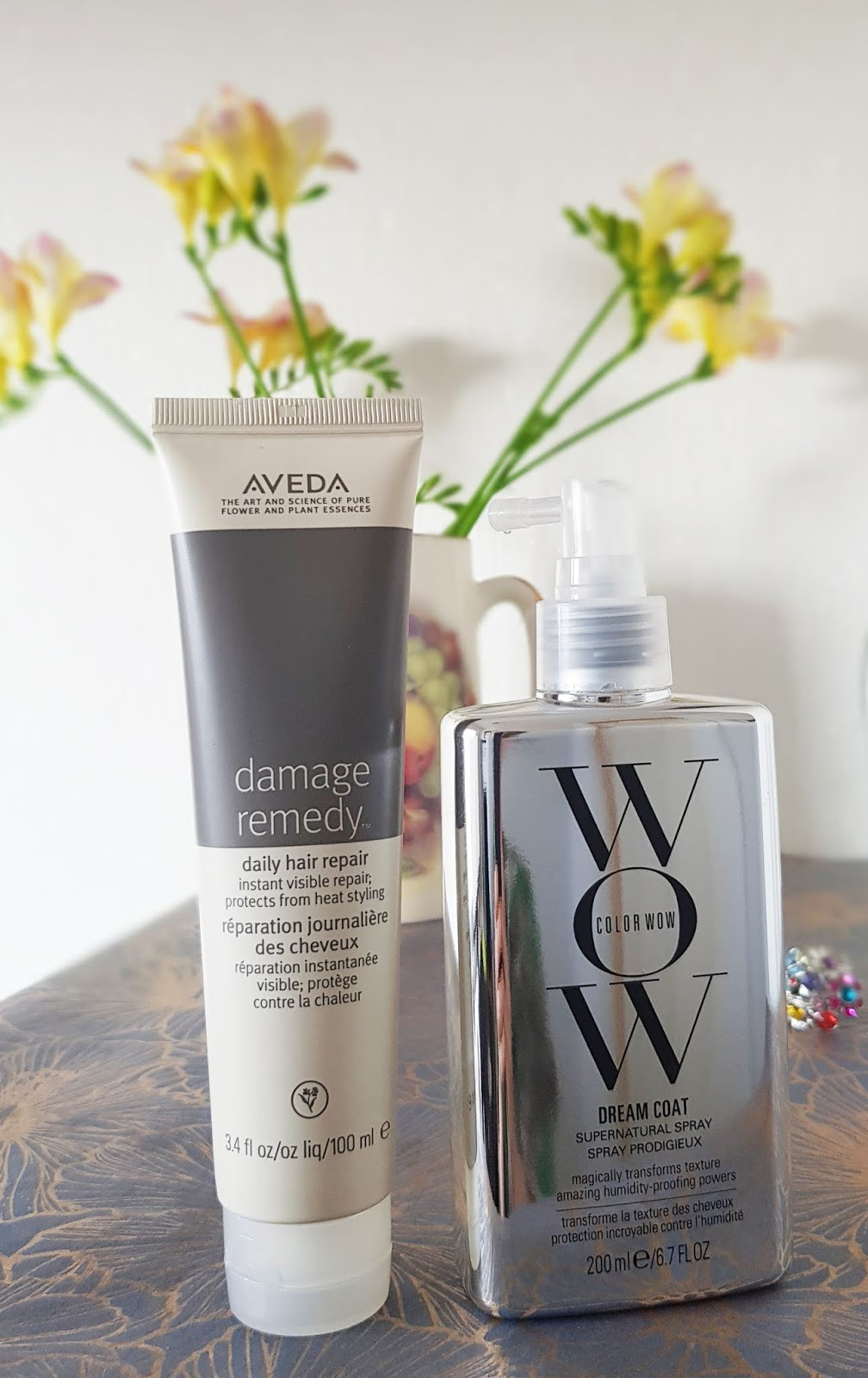 Is This Mutton? reviews Damage Remedy from Aveda and ColourWow Dreamcoat