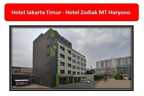 Hotel Zodiak MT Haryono