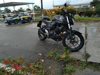 Motociclista com mandado de prisão em aberto é preso na BR-135 no Maranhão