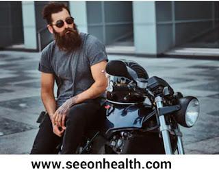 How to grow beard on cheeks in Hindi