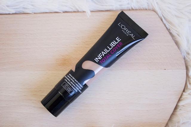Infaillible Total Cover L'Oréal