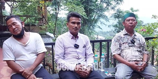 Ribuan Tetangga Rocky Gerung Bertekad Geruduk Kediaman Prabowo Subianto