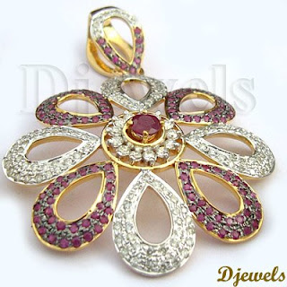 Real-Ruby-Diamond-Pendant-for-Women