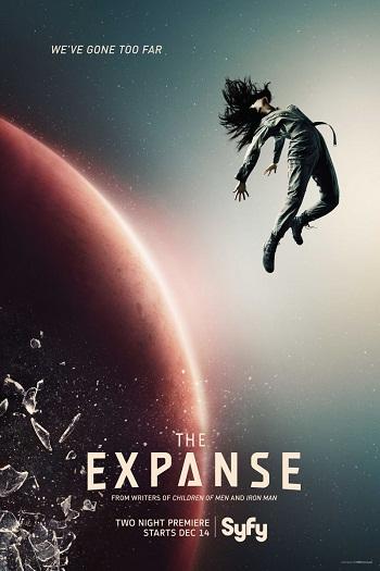 Baixar The Expanse 1ª Temporada Dublado