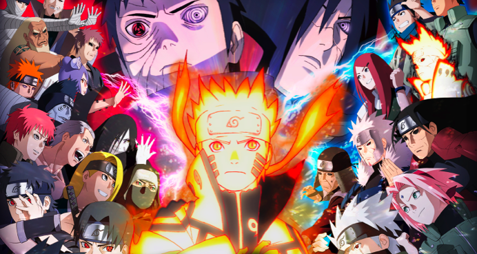 Naruto Shippuden Batch Chapter 151 175Download Only Naruto Batch